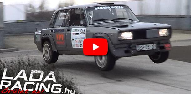 Szilveszter Rally 2017 VIDEÓ!