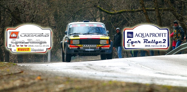 CREDOBUS Eger Rallye 2018 – Képek