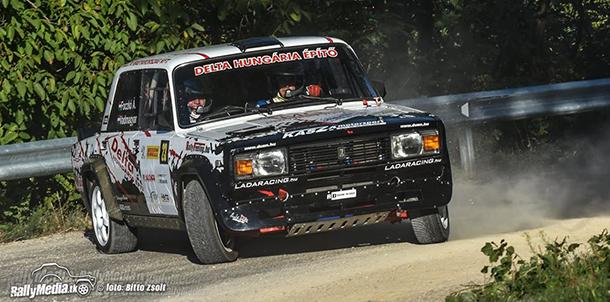 Foczkó: Keményen készülünk a Rally2-re!