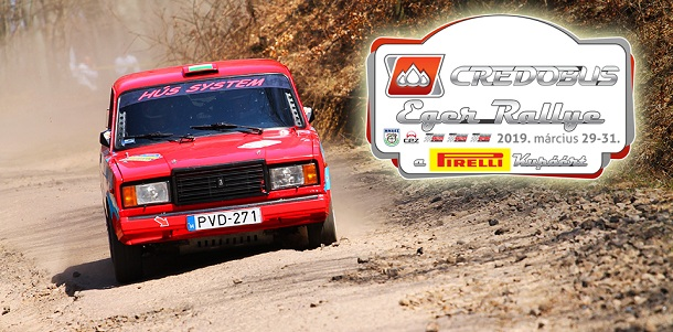 Credobus Eger Rallye 2019 – Rallye2 képek