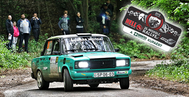 25. HELL Miskolc Rally 2019 Képek