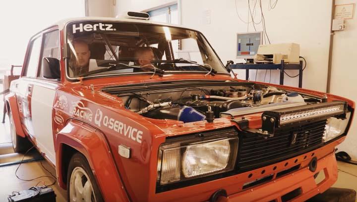 TotalARC – Havassy Péter motorépítő mágus