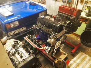Lada VFTS motor