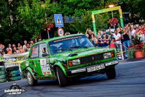Papp Arnold verseny Lada