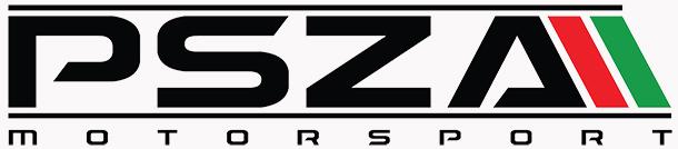 PSZA motorsport logo