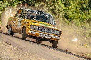 Simon Lada Salgó Rally