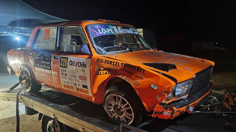 eger rally lada crash