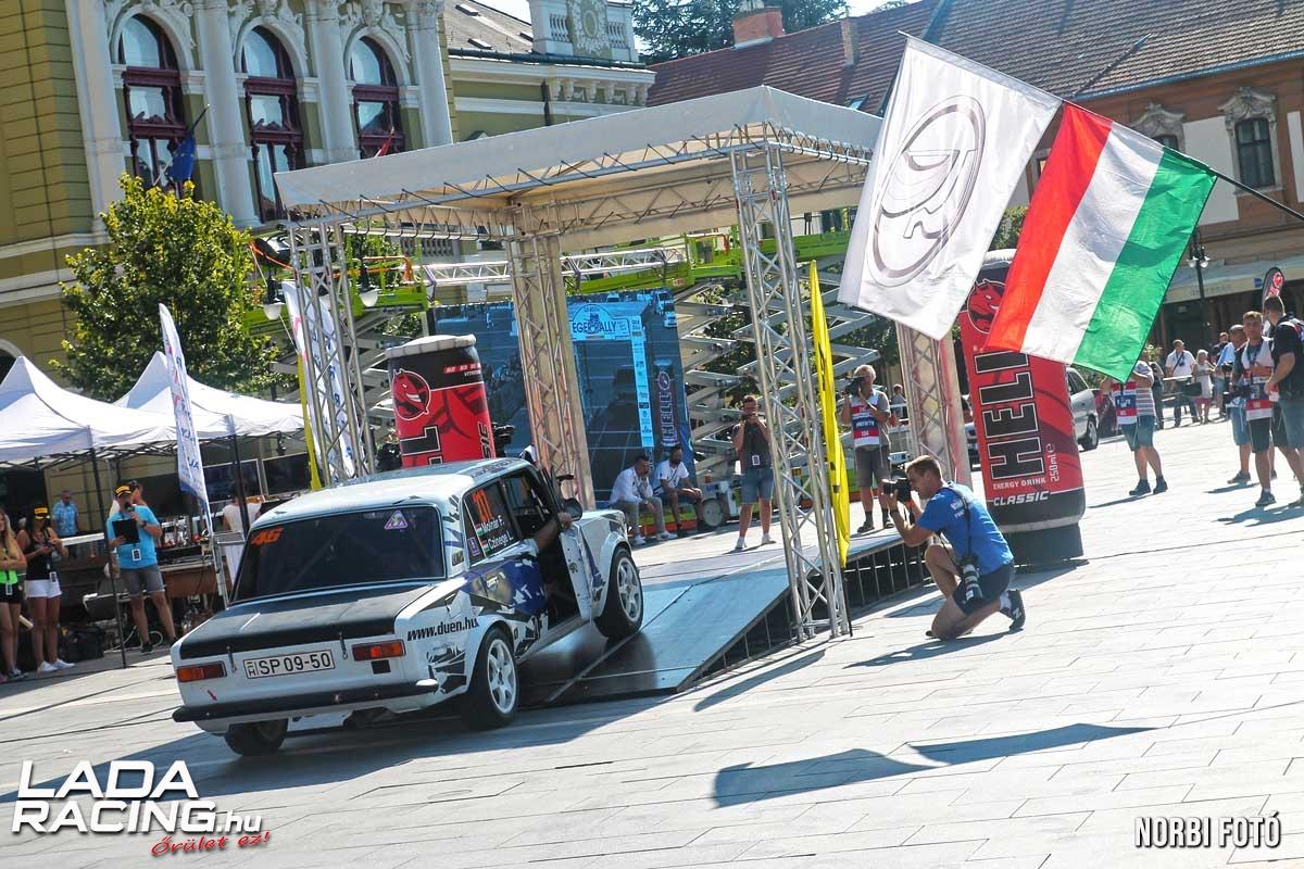 Lada Eger Rally 2020