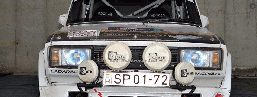 SP rendszám Lada VFTS