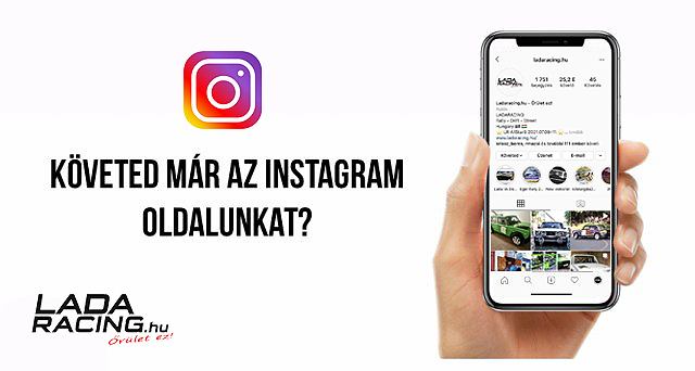 Ladaracing Instagram