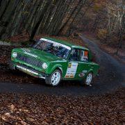 Janovich Roland Lada Rally Hungary
