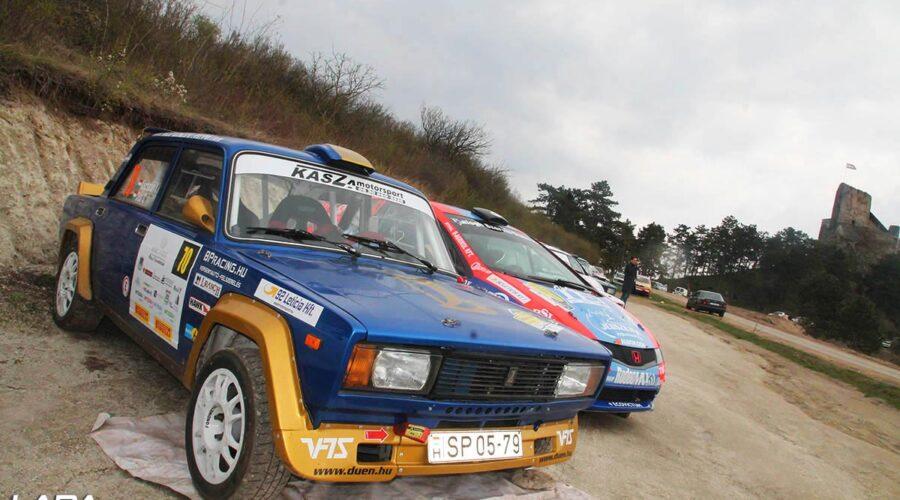 I. Therwoolin Boldogkő Rally a Pannon Kupáért – Szervizpark, Parc fermé képek!