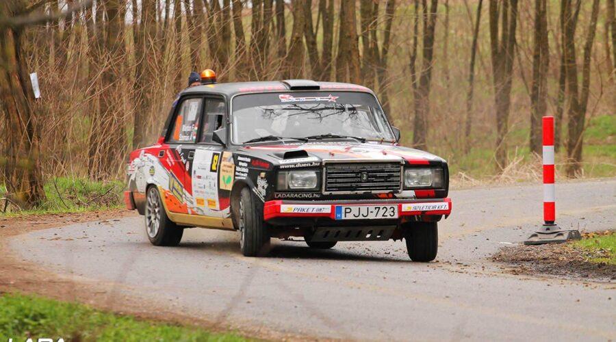 I. Therwoolin Boldogkő Rally a Pannon Kupáért – Verseny képek