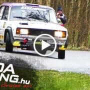 Boldogkő Rally Lada videó